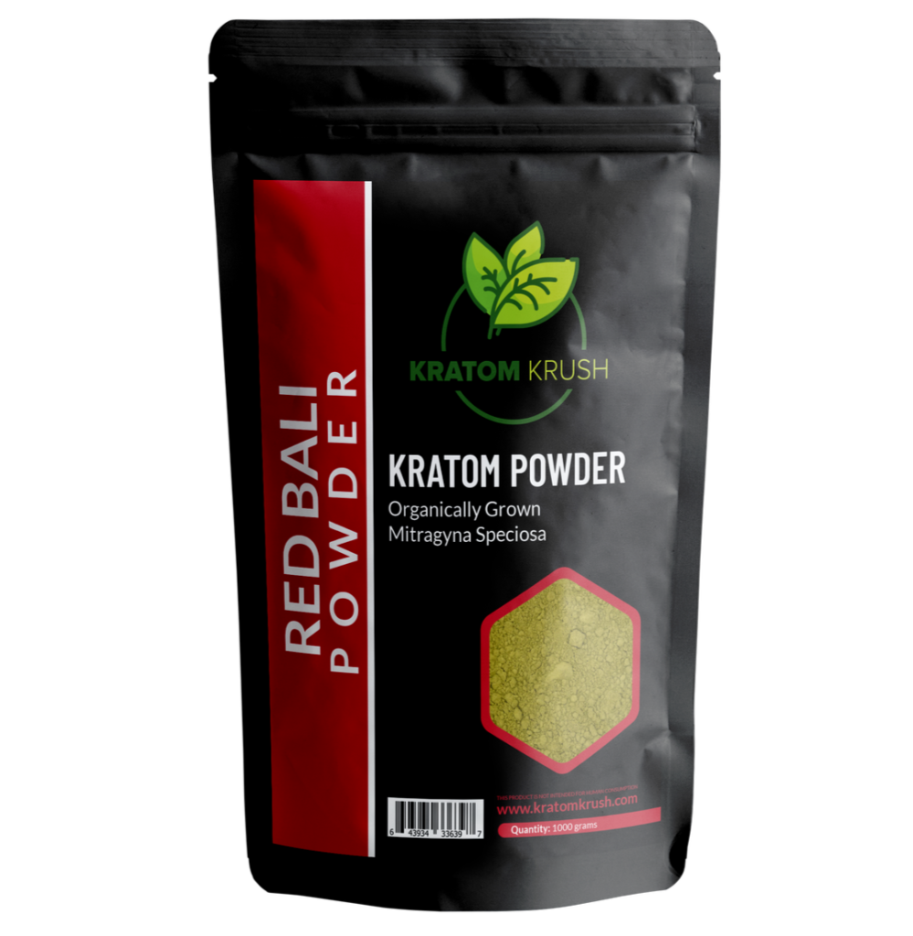 red-bali-kratom-powder