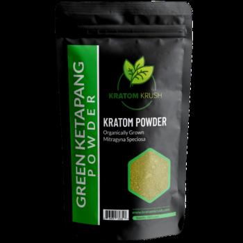 Green Ketapang Powder