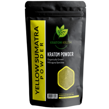 yellow sumatra kratom powder