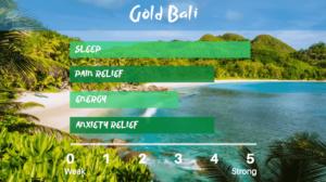 gold bali anxiety