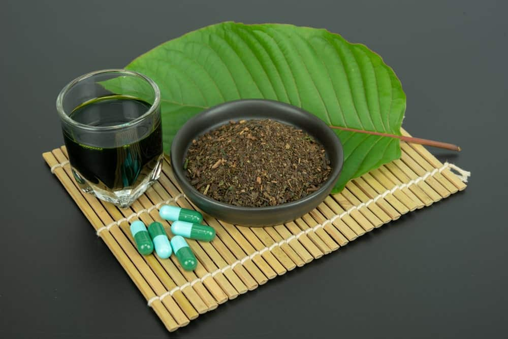 is kratom tea stronger than powder