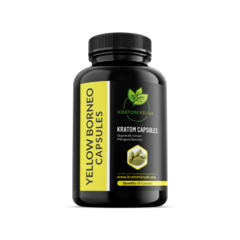 yellow borneo capsules