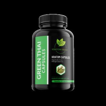 green thai capsules
