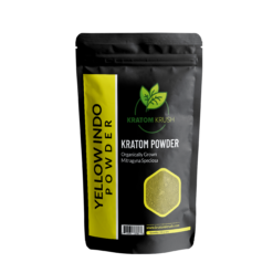 Yellow Indo Kratom Powder