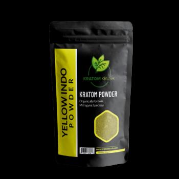 Yellow Indo Kratom Powder