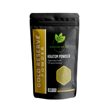 Gold Reserve Kratom Powder