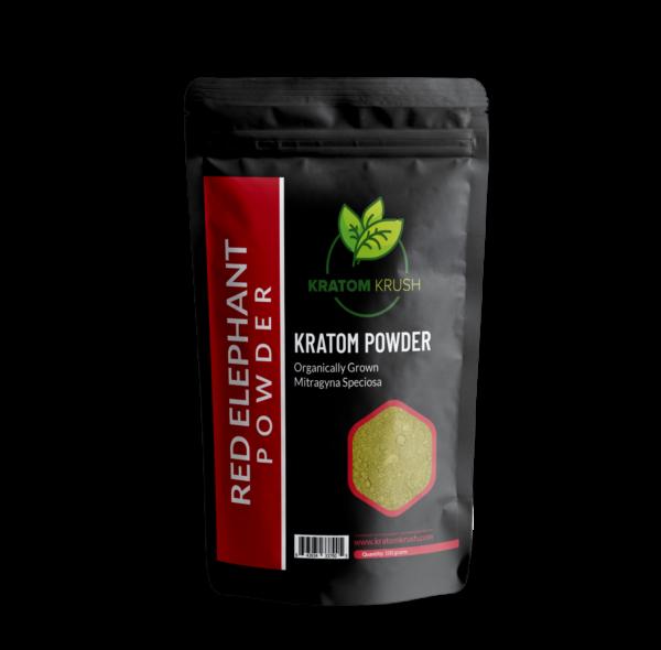 Red Elephant Kratom Powder