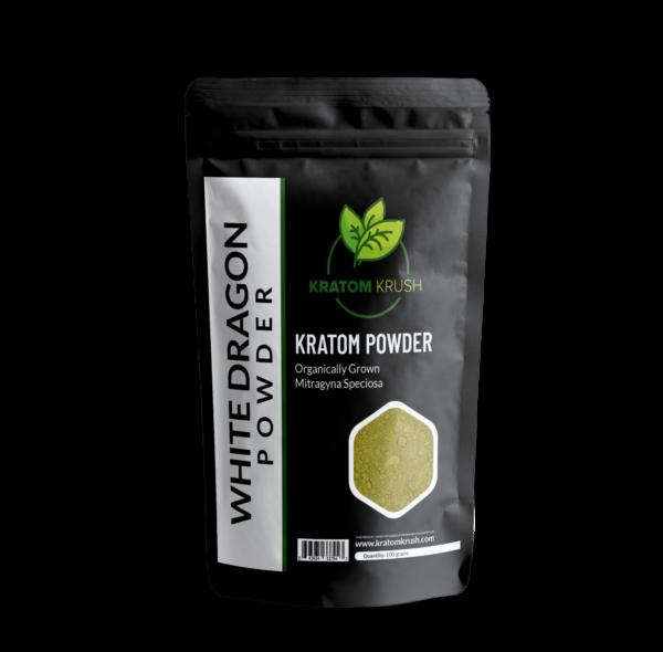 White Dragon Kratom Powder
